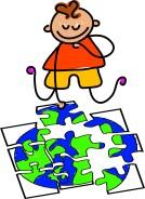 europa junior - puzzle